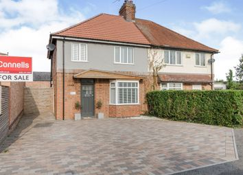 3 bed semi-detached house for sale in Grosvenor Crescent, Oadby, Leicester LE2