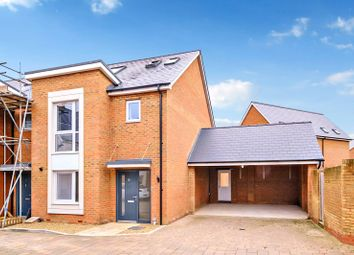 Thumbnail 4 bed semi-detached house for sale in Elstar Mews, Greenhithe