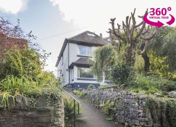 Thumbnail 4 bed detached house for sale in Allt-Yr-Yn View, Newport