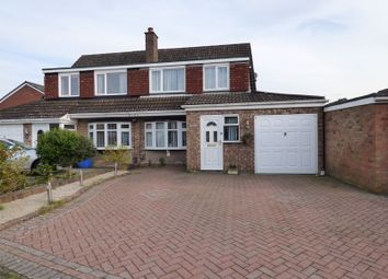 Thumbnail 3 bed semi-detached house for sale in Wroxham Road, Great Sankey, Warrington
