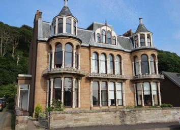 Thumbnail 2 bed flat for sale in Marine Parade, Millport, Isle Of Cumbrae, North Ayrshire