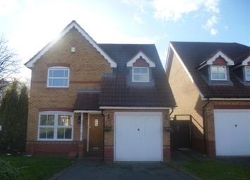 3 bed detached house to rent in Gunner Grove, Sutton Coldfield, West Midlands B75