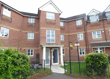 Thumbnail 3 bedroom flat for sale in Chassagne Square, Crewe