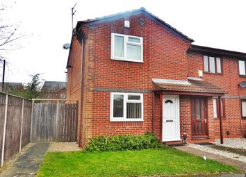 Thumbnail 2 bedroom semi-detached house to rent in Michelle Close, Derby