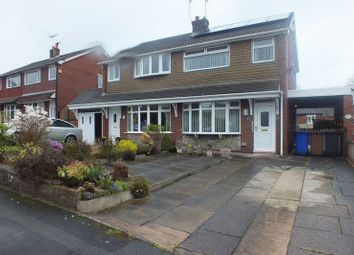 Thumbnail 3 bedroom semi-detached house for sale in New Hayes Road, Tunstall, Stoke-On-Trent