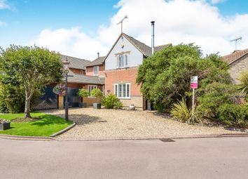 Thumbnail 4 bed detached house for sale in Holdenby Court, Portsmouth