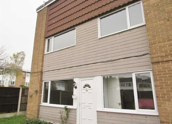 Thumbnail 2 bed end terrace house to rent in Bran, Acrefair, Wrexham