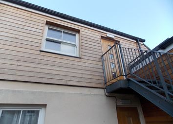Thumbnail 2 bed flat to rent in High Cross Street, St Austell, Cornwall