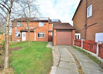 Thumbnail 3 bed semi-detached house to rent in Millerfield, Lea, Preston, Lancashire