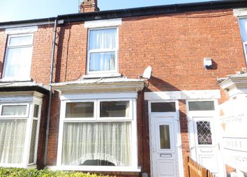 Thumbnail 2 bedroom terraced house for sale in Sherwood Grove, Perth Street, Hull
