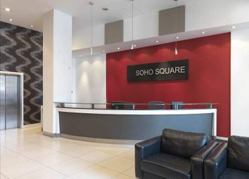 Thumbnail Serviced office to let in Soho Square, London