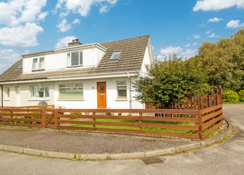 Thumbnail 3 bedroom semi-detached house for sale in Benmore View, North Connel