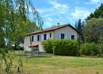 Thumbnail 4 bed property for sale in Chazelles, Charente, France