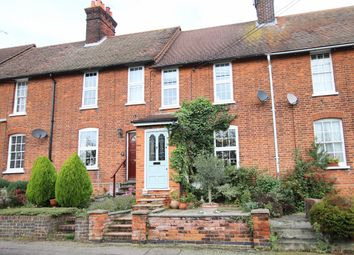 Thumbnail 4 bed terraced house for sale in Station Road, Dunmow