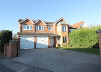 Thumbnail 6 bed detached house for sale in Ladymead, Monk Bretton, Barnsley
