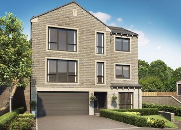 Thumbnail 4 bed detached house for sale in Upperthong Lane, Upperthong, Holmfirth