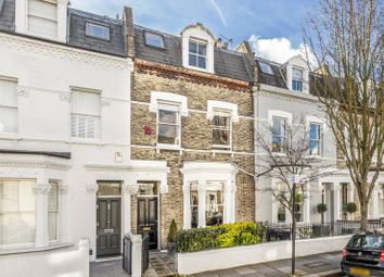 Thumbnail 4 bed terraced house for sale in St. Maur Road, Parsons Green, Fulham, London