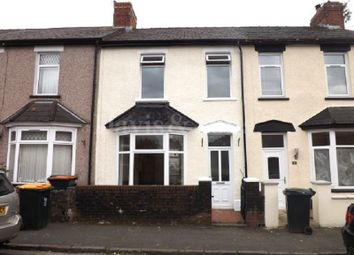 Thumbnail 2 bed terraced house for sale in Stafford Road, Off Caerleon Road, Newport.