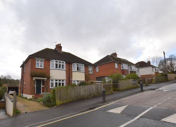 Thumbnail 3 bed semi-detached house for sale in Stanmore Lane, Winchester, Hampshire