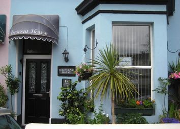 Thumbnail Hotel/guest house for sale in 18 Garden Cresent, West Hoe, Plymouth