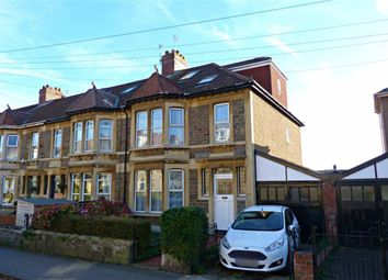 Thumbnail 4 bed end terrace house for sale in Redcatch Road, Knowle, Bristol