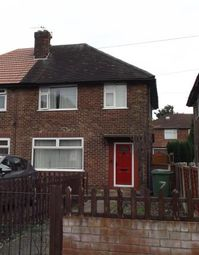Thumbnail 3 bed semi-detached house for sale in Lee Crescent, Stretford, Manchester, Greater Manchester