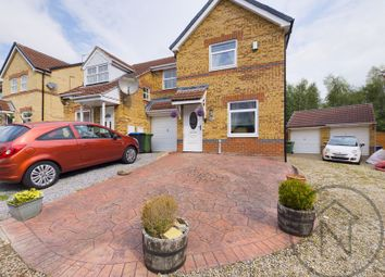 Thumbnail 2 bed semi-detached house for sale in Kestrel Court, Newton Aycliffe
