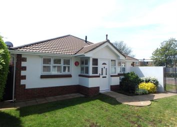 Thumbnail 2 bed detached bungalow for sale in Brook Lodge, Barton On Sea