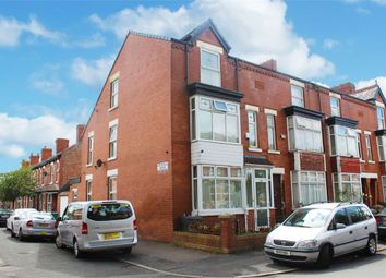 Thumbnail 5 bed end terrace house for sale in Clarendon Road, Manchester