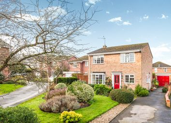 Thumbnail 3 bed detached house for sale in Dunn Crescent, Kintbury, Hungerford, Berkshire
