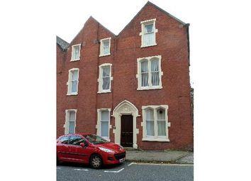 Thumbnail 1 bedroom flat to rent in 15 Waltons Parade, Preston