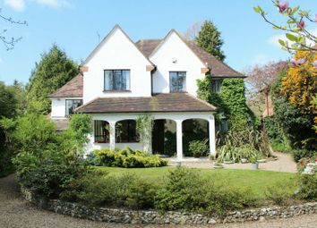 Thumbnail 4 bed detached house for sale in Chestnut Avenue, Rickmansworth, Hertfordshire