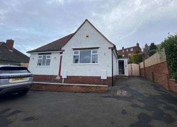 Thumbnail 2 bed bungalow to rent in Holmebank West, Chesterfield