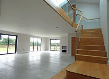 Thumbnail 5 bed detached house to rent in Tutts Lane, West Wellow, Hampshire