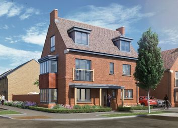 Thumbnail 4 bedroom town house for sale in Parish Lane, Pease Pottage