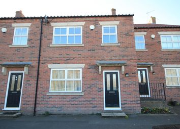 Thumbnail 4 bed town house for sale in Front Street, Norby, Thirsk