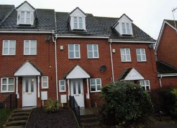 Thumbnail 3 bed property for sale in Farnborough Drive, Middlemore, Daventry