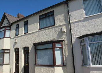 Thumbnail 3 bedroom terraced house for sale in Rathbone Road, Wavertree, Liverpool, Merseyside