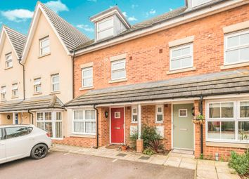 Thumbnail 4 bedroom terraced house for sale in Carisbrooke Close, Stevenage, Hertfordshire