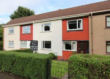 Thumbnail 2 bed terraced house for sale in Waverley Way, Paisley