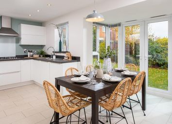 "Thumbnail 3 bed detached house for sale in ""Cheadle"" at Rykneld Road, Littleover, Derby"