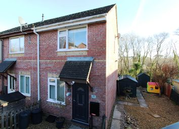 Thumbnail 2 bed end terrace house for sale in Sennen Close, Torpoint