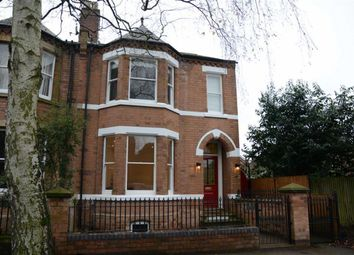 Thumbnail 5 bed semi-detached house for sale in Gaveston Road, Leamington Spa