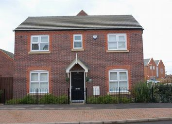 Thumbnail 3 bedroom detached house for sale in Carr Road, Moulton, Northampton