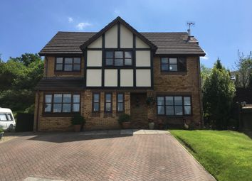 Thumbnail 4 bed detached house for sale in Glenview Rise, Pentwynmawr, Newbridge, Newport