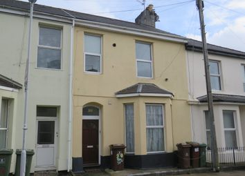 Thumbnail 1 bedroom flat for sale in Sydney Street, Plymouth