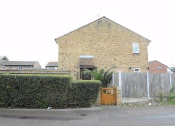 Thumbnail 1 bedroom end terrace house to rent in Thackeray Avenue, Tilbury, Essex