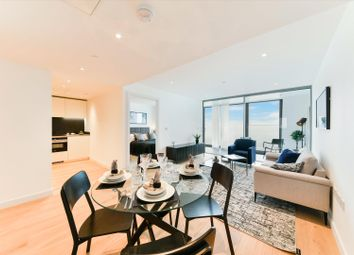 Westferry Road, Isle Of Dogs, London E14. 1 bed flat for sale