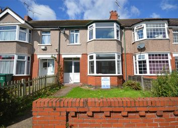 Thumbnail 3 bedroom terraced house for sale in St Christians Road, Coventry