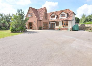 Thumbnail 5 bedroom detached house for sale in North Road, Havering-Atte-Bower, Romford, Essex